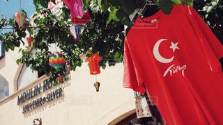 トルコのTシャツの写真・画像素材[1328203]