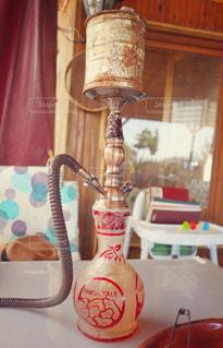 トルコで水タバコの写真・画像素材[1342621]