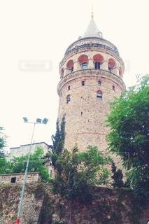 ガラタ塔の写真・画像素材[1342623]