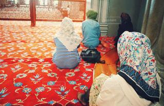モスクにての写真・画像素材[1347110]