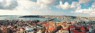 イスタンブールパノラマの写真・画像素材[1347112]