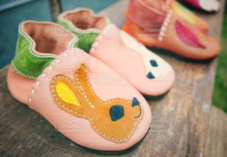 ウサギの靴の写真・画像素材[1395247]