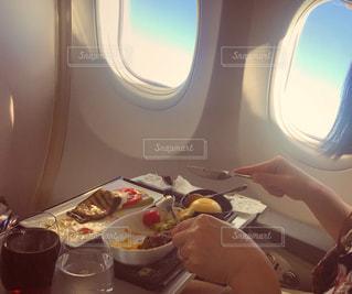 機内食の写真・画像素材[1403439]