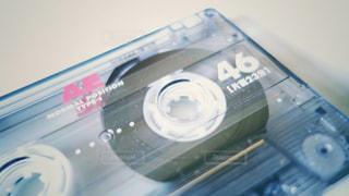 カセットテープの写真・画像素材[1403448]