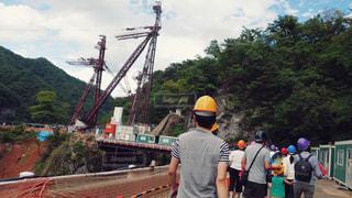 八ッ場ダムの写真・画像素材[1456826]