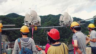 八ッ場ダムの写真・画像素材[1456827]