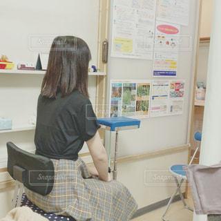 病院にての写真・画像素材[1650229]