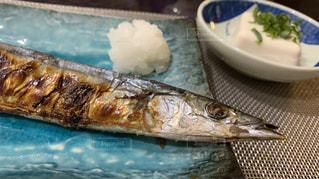 秋刀魚の写真・画像素材[1650231]