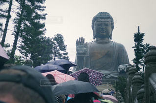 天壇大仏の写真・画像素材[1766689]