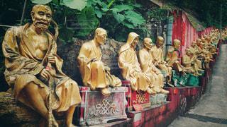 萬佛寺の写真・画像素材[1766770]