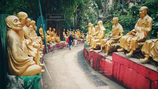 萬佛寺の写真・画像素材[1766772]