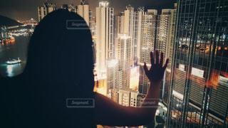 香港夜景の写真・画像素材[1766778]