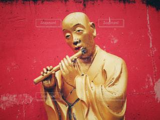 香港の笛吹きの写真・画像素材[1766824]