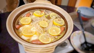 レモン鍋の写真・画像素材[1766836]