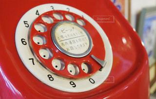 赤電話の写真・画像素材[1787704]
