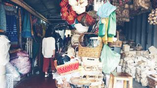 タイのマーケットの写真・画像素材[1845417]