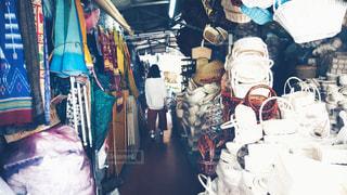 タイのマーケットの写真・画像素材[1845418]