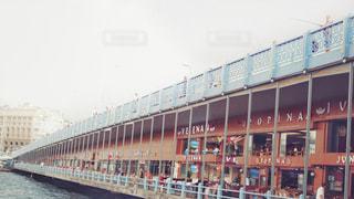 ガラタ橋の写真・画像素材[1845435]