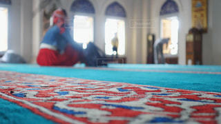 トルコ絨毯の写真・画像素材[2111029]