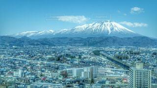 岩手山の写真・画像素材[2111232]