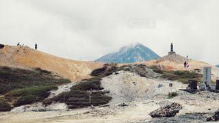 恐山の写真・画像素材[2111771]