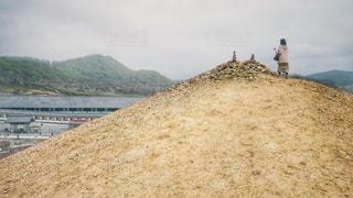 恐山の写真・画像素材[2112053]