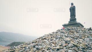恐山の写真・画像素材[2112054]