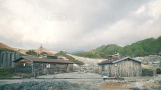 恐山の写真・画像素材[2112190]
