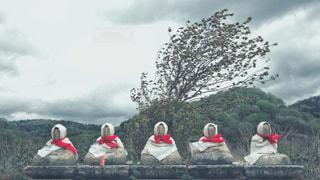 恐山の写真・画像素材[2112231]