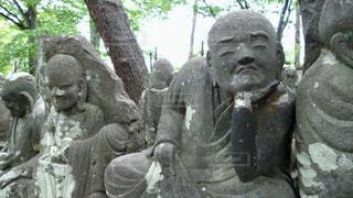 川越の喜多院にての写真・画像素材[2153829]