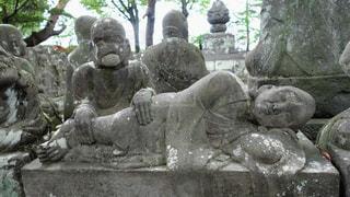 五百羅漢の写真・画像素材[2153831]