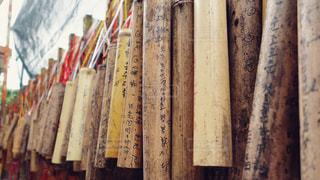 台湾の竹筒の写真・画像素材[2238413]
