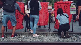 台湾ランタンの写真・画像素材[2238438]