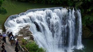 十分瀑布の写真・画像素材[2238440]