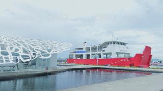 男木島への写真・画像素材[2603591]