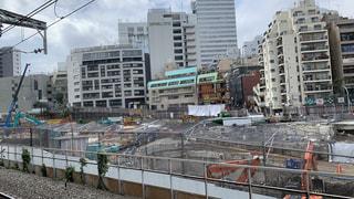 渋谷桜丘口地区再開発の写真・画像素材[2766440]