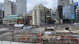 渋谷再開発の写真・画像素材[2766441]