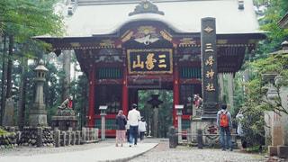 三峰神社の写真・画像素材[2766573]