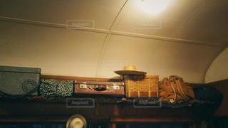 電車での長旅の写真・画像素材[2766656]