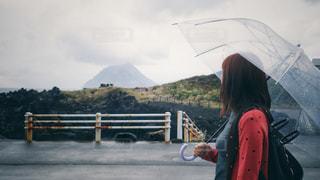 雨の八丈島の写真・画像素材[2766664]