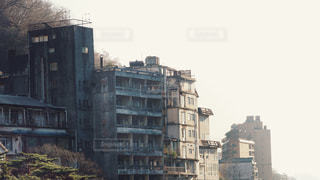 鬼怒川ホテル廃墟群の写真・画像素材[2818719]