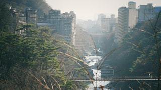 鬼怒川廃墟ホテルの写真・画像素材[2818730]