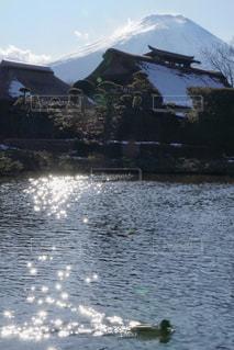忍野八海の写真・画像素材[2864984]