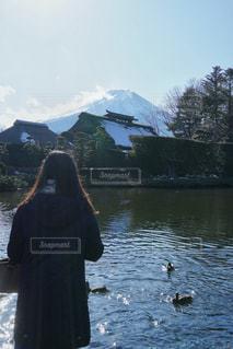 忍野八海の写真・画像素材[2864985]