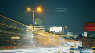 二子玉川夜景の写真・画像素材[2865712]