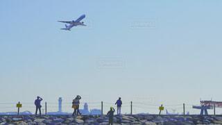 飛行機の写真・画像素材[3010725]
