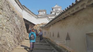 姫路城の写真・画像素材[3133549]