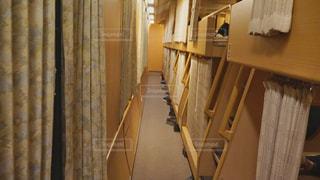 サンライズ瀬戸のノビノビ座席エリアの写真・画像素材[3133621]