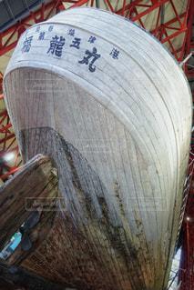 木製のランプの写真・画像素材[3133634]
