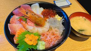 海鮮丼の写真・画像素材[3134577]